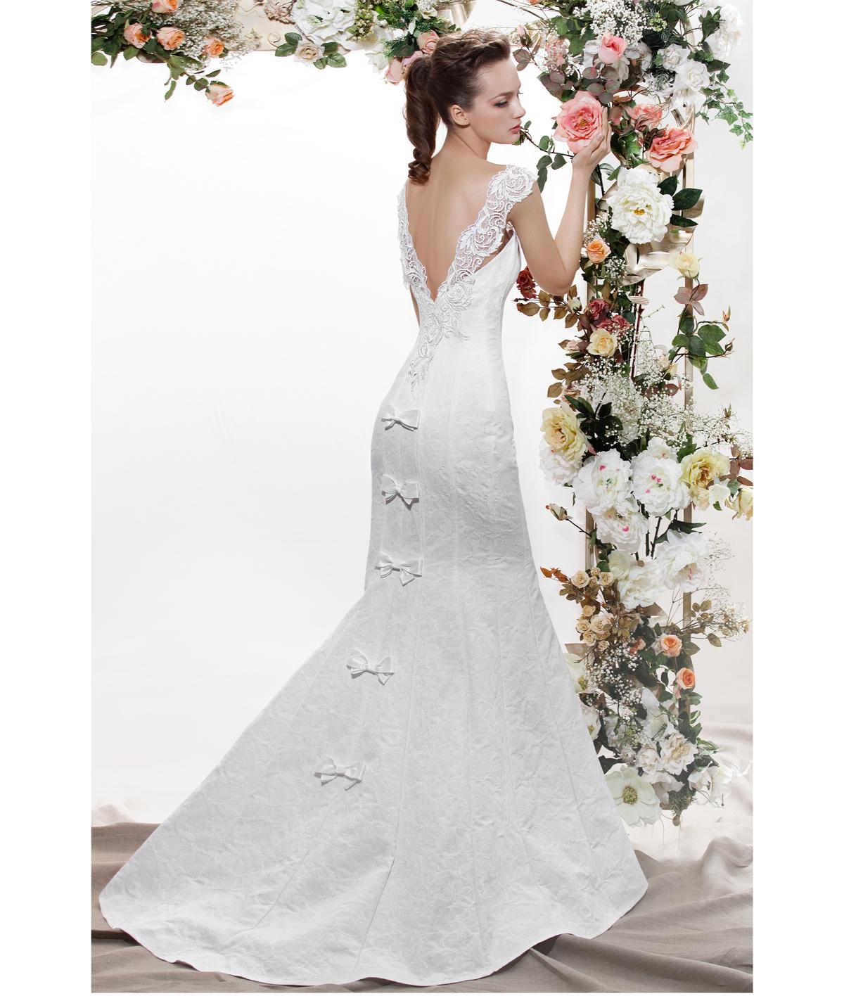 свадебное платье лотус papilio